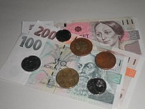 Czk- coins and banknotes.JPG