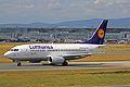D-ABII B737-530 Lufthansa FRA 30JUN13 (9197653987).jpg