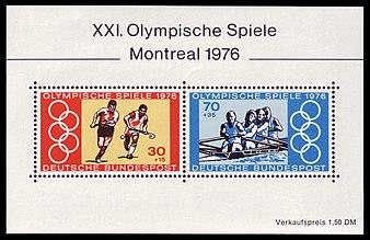 Briefmarken Jahrgang 1976 Der Deutschen Bundespost Wikipedia