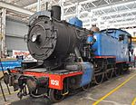 DD17 1051 Workshops Rail Museum.JPG