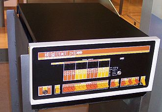 Programmed Data Processor - PDP-8/e