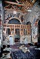 DEIR MAR MUSA Santuario di San Mosè l'Abissino - Interno della chiesa - GAR - 6-05.jpg