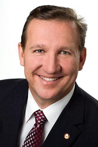 David Gibson (Australian politician) - Image: DG Headshot