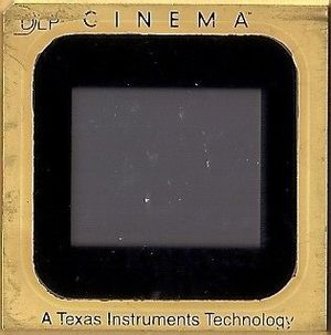 Digital Light Processing - DLP CINEMA. A Texas Instruments Technology
