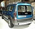 Dacia Logan Steppe Concept Heck.JPG