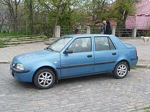 Dacia Solenza - Image: Dacia Solenza Scala