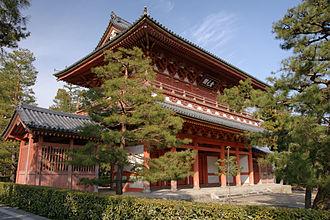 Daitoku-ji - Image: Daitokuji Kyoto 03ns 4272