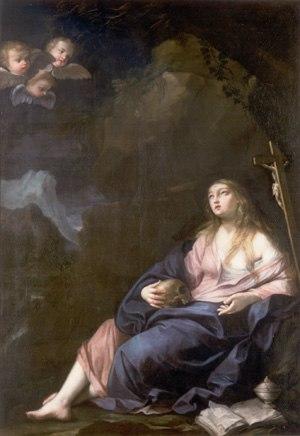 Giovanni Gioseffo dal Sole - Image: Dal Sole Estasi maddalena