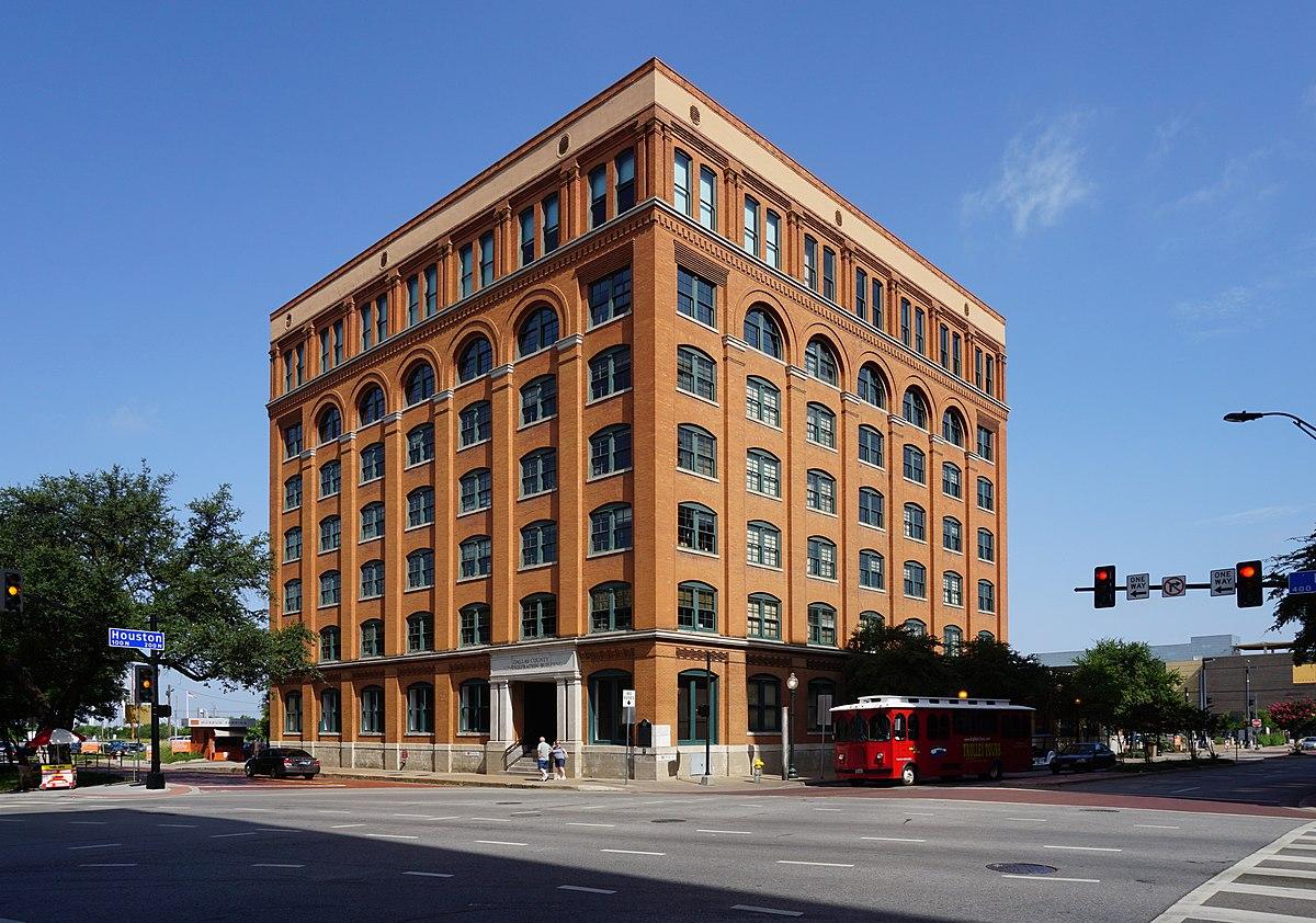 Dallas County Administration Building Sixth Floor Museum