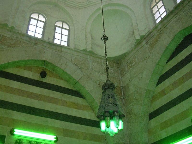 File:Damaskus, Saladin Mausoleum, 1193 (38651200716).jpg