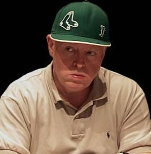 Dan Harrington - Dan Harrington in the World Series of Poker