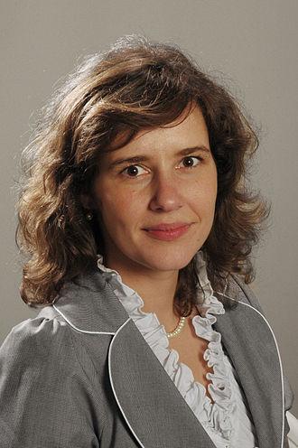 Dana Reizniece-Ozola - Image: Dana Reizniece 2010