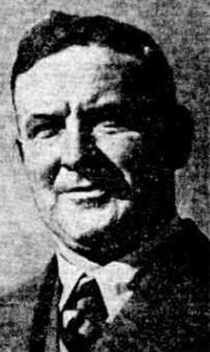 Daniel McVey - Sir Daniel McVey, senior Australian public servant