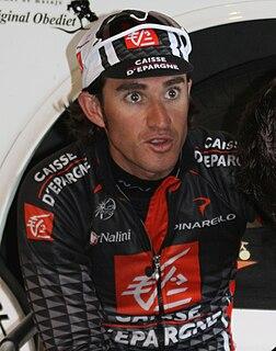 Daniel Moreno Spanish road bicycle racer