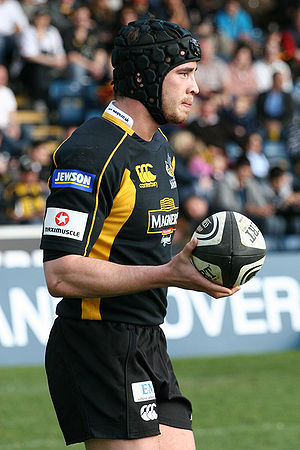 Danny Cipriani - Cipriani playing for Wasps against Bristol in 2009