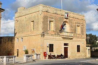 Nationalist Party (Malta) - Dar id-Djalogu, now PN club of Safi, Malta