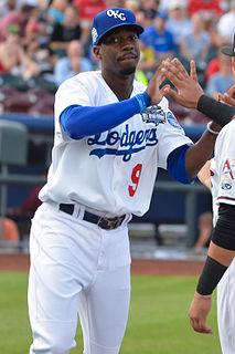 Darnell Sweeney American baseball player