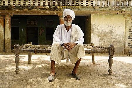 Darshan Singh, Village Akbarpur Afghana