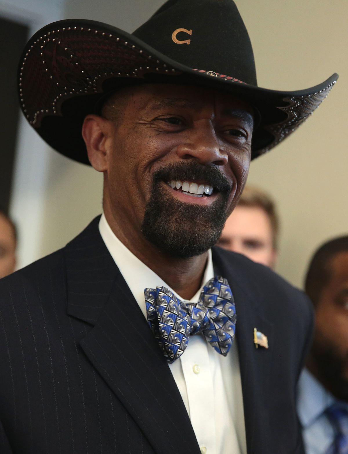 David Clarke Sheriff Wikipedia