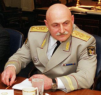 David Tevzadze - General David Tevzadze