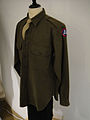 "Debbie Reynolds Auction - George C Scott ""General George S Patton Jr"" military shirt and tie from ""Patton"".jpg"