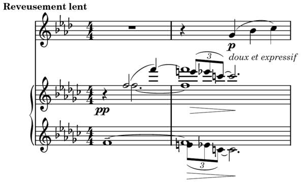 a comparison of the music by stravinsky and schoenberg Stravinsky's and schoenberg's avant-garde styles are certainly not romantic in musical style, but they are similar in their evocation of emotion however, the themes portrayed in stravinsky's modern music were abstract and dark, even causing riots upon performance in the audience.