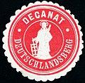 Decanat Deutschlandsberg Siegelmarke Hl Laurentius.jpg
