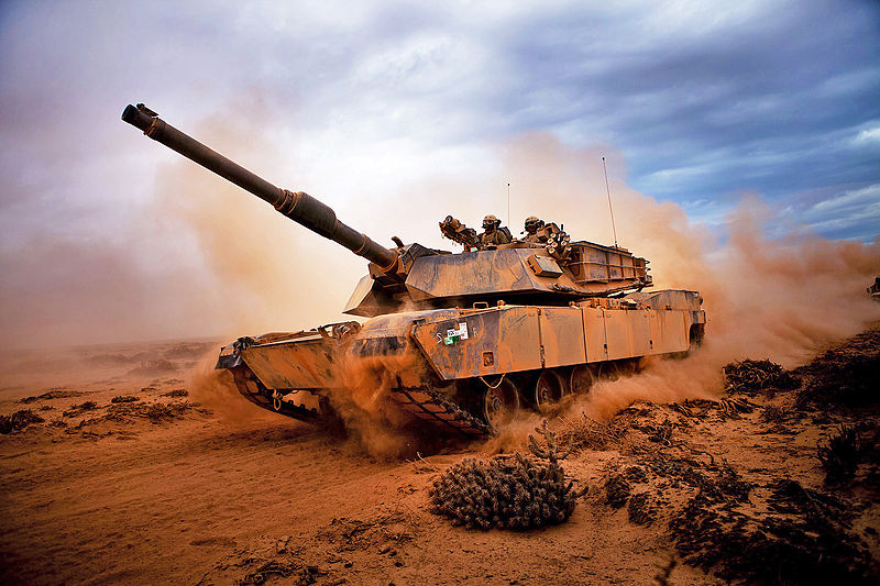US Army Begins Concept Work on New 'Tank' to Replace M1 Abrams