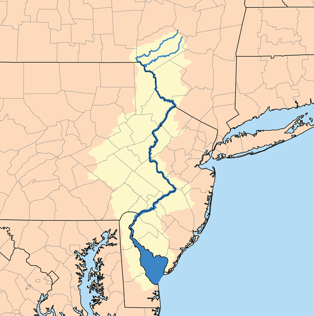 Delaware River - Wikiwand