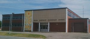 Delhi, Ontario - Delhi District Secondary School