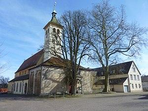 Denkendorf, Baden-Württemberg - Denkendorf-Abbey