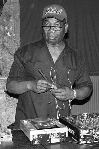 Dennis Bovell - Dennis Bovell performing live on Druga godba festival in Ljubljana, Slovenia, 28 May 2015
