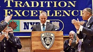 Dermot Shea American police officer