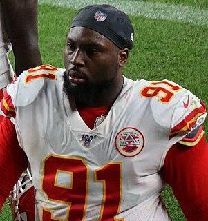 Derrick Nnadi American football defensive tackle