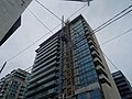 Details of the construction of a new highrise condo within the facade of the old National Hotel, 2015 07 17 (16).JPG - panoramio.jpg