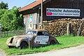 Dettenhausen - Werbefahrzeug - geo-en.hlipp.de - 11586.jpg