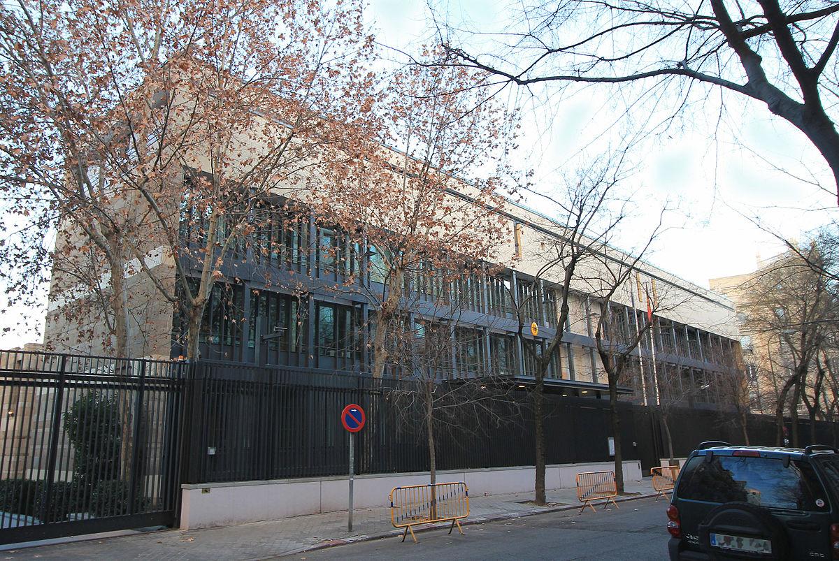 sede de la embajada de alemania en espa a wikipedia la. Black Bedroom Furniture Sets. Home Design Ideas