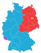 Deutschland Bundeslaender 1949