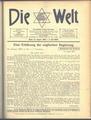Die Welt, Basel 27 August 1903.png