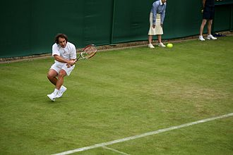 Diego Junqueira - Image: Diego Junqueira at the 2009 Wimbledon Championships 01