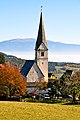 Diex Grafenbach Pfarrkirche hl. Maria Magdalena WNW-Ansicht 01112011 3916.jpg