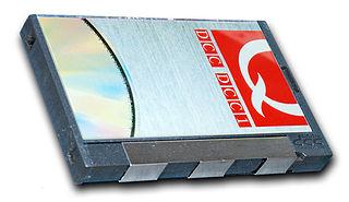 Digital Compact Cassette Philips-developed system with digital audio on compact cassette
