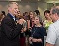 Distinguished Service Award ceremony for Dr. Piers Sellers. NASA Administrator Charlie Bolden (27904573391).jpg