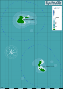 Dive sites of the Neptune Islands.png