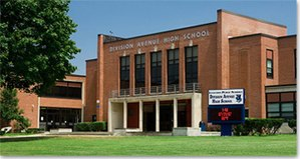 Levittown, New York - Division Avenue High School