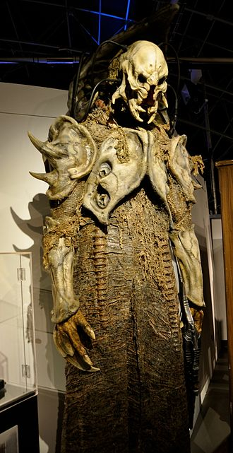 Before the Flood (Doctor Who) - The Fisher King, as shown at the Doctor Who Experience