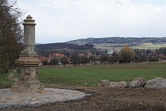 Dolní Lukavice - View of Dolní Lukavice