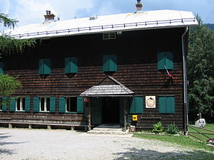 Storžič Lodge - Storžič Lodge