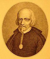 Pedro Calderón im Amt eines Priesters (Quelle: Wikimedia)