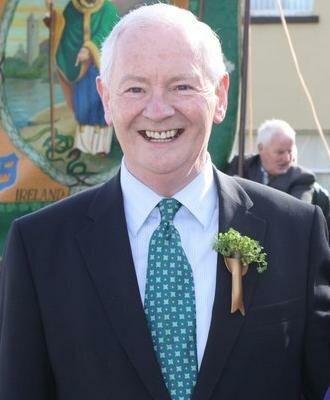 Dinny McGinley - Image: Donnchadh Mac Fhionnghaile